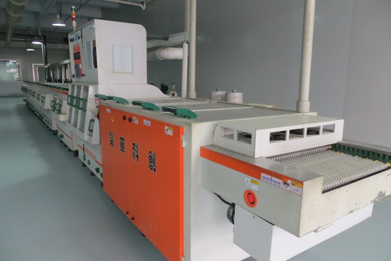 OSP production line